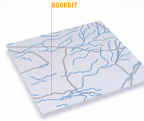 3d view of Agor Dit