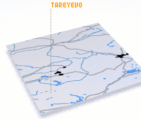 3d view of Tareyevo