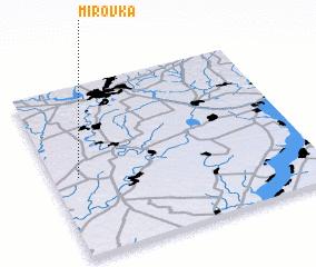 3d view of Mirovka