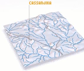 3d view of Cassanjika