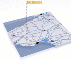 3d view of Shishkino