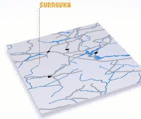 3d view of Surnovka