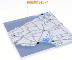 3d view of Porfir'yevka