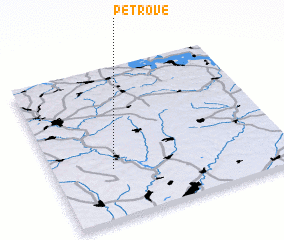 3d view of Petrove