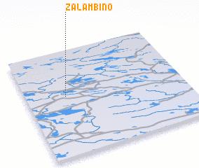 3d view of Zalambino