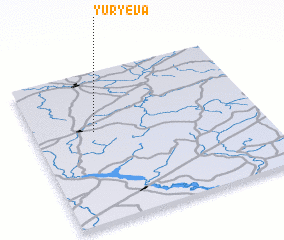 3d view of Yur\