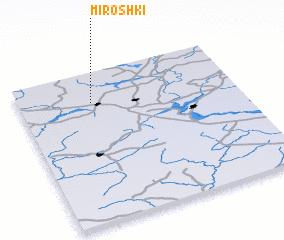 3d view of Miroshki