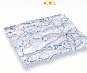 3d view of Özbel