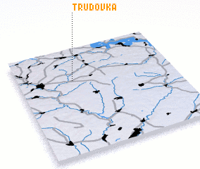 3d view of Trudovka