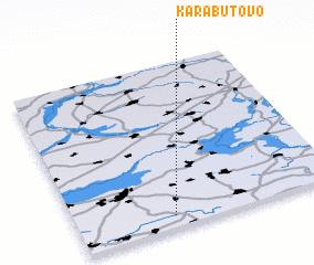 3d view of Karabutovo