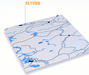 3d view of Slyuda