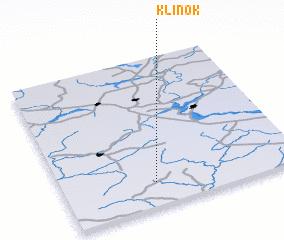 3d view of Klinok