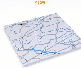 3d view of Stayki