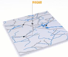 3d view of Pogar\
