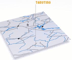 3d view of Tarutino