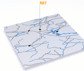 3d view of May