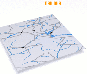 3d view of Nadinka