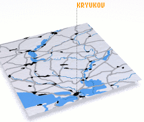 3d view of Kryukov
