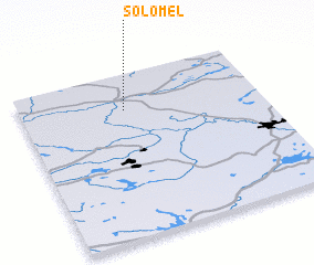 3d view of Solomel\