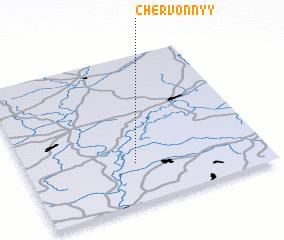 3d view of Chervonnyy