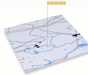 3d view of Kurakina