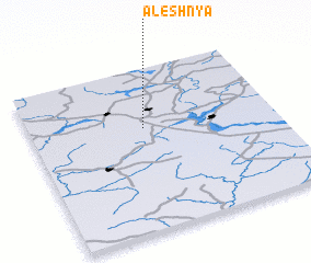 3d view of Alëshnya