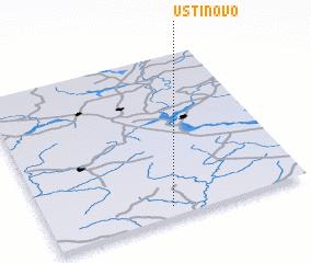 3d view of Ustinovo