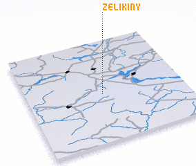 3d view of Zelikiny