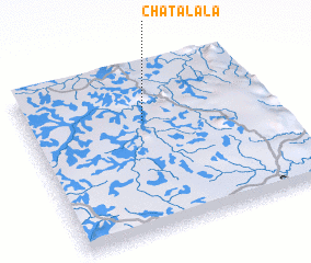 3d view of Chatalala