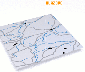 3d view of Hlazove