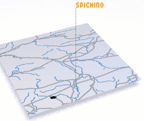 3d view of Spichino