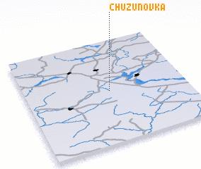 3d view of Chuzunovka
