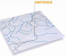 3d view of Chiutesaca