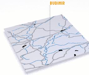 3d view of Budimir