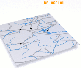 3d view of Belogolovl