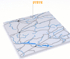 3d view of Vyr\