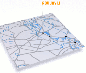 3d view of Abū Jaylī
