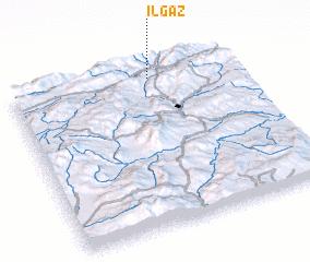 3d view of Ilgaz