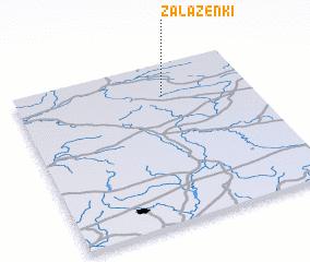 3d view of Zalazenki