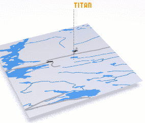 3d view of Titan