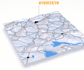 3d view of Aydınşeyh