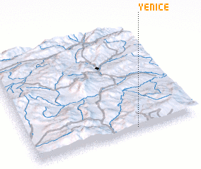 3d view of Yenice