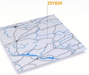 3d view of Zuyevo