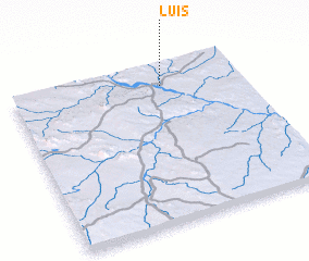 3d view of Luís
