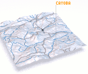 3d view of Çayoba