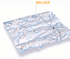 3d view of Güllüce