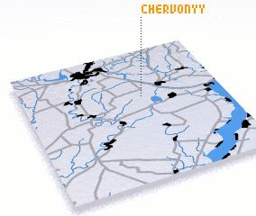 3d view of Chervonyy