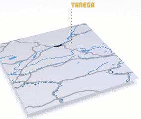 3d view of Yanega