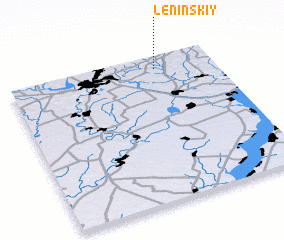 3d view of Leninskiy