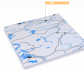 3d view of Molchanovo